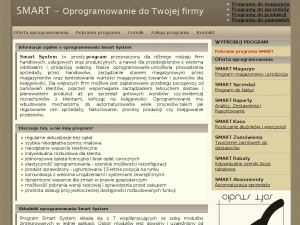 Program do hurtowni to także System Smart